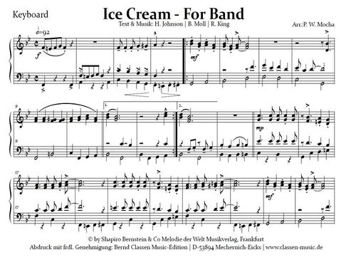 Ice Cream Jazz